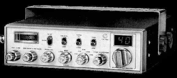 Schemi Elettrici Radio Cb : Superstar cb radio