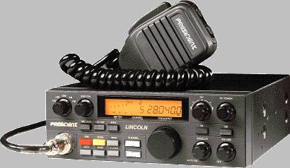 Schemi Elettrici Radio Cb : President lincoln cb radio